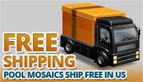 Free Shipping On Mosaics