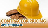 Contractor Pricing - Apply Today