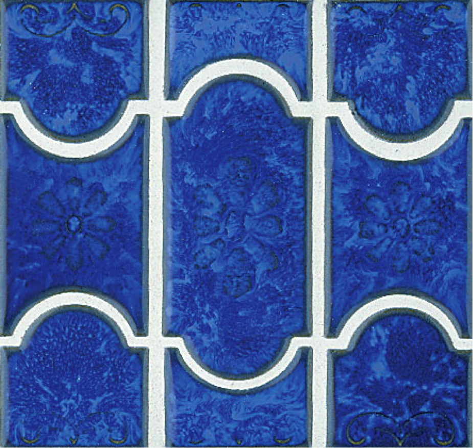 botanical lake blue national pool tile ctileplusonlinecom