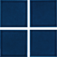 National Pool Tile - Marine Ocean Blue 3x3