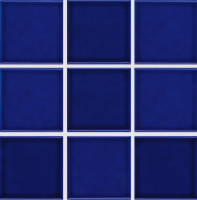 National Pool Tile - Cobalt 2x2