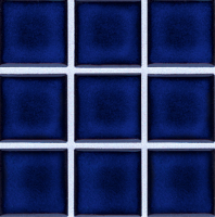 National Pool Tile - Cobalt Blue 2x2