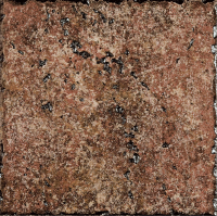 "National Pool Tile - Silverstone Rust 6""x6"""