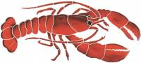 Artistry in Mosaics - Lobster Mosaic