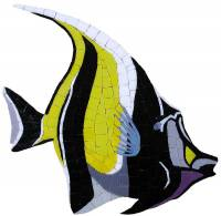 Artistry in Mosaics - Moorish Idol