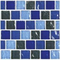 - Aegean Blue Charcoal Blend 1x1