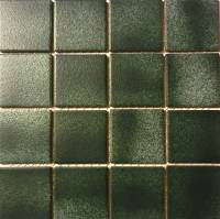 "Fujiwa Tile - Alex-501 Nature Green 3""x3"" - Image 1"
