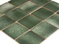 "Fujiwa Tile - Alex-501 Nature Green 3""x3"" - Image 2"