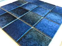 """Fujiwa Tile - Lark-110 Blue B;lend 3""""x3"""" - Image 2"""