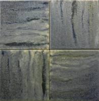 "Fujiwa Tile - Aurora-1 Breeze Blue 6""x6"""