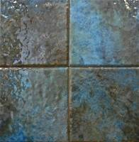 "Pool Tile - 6""x6"" Pool Tiles - Fujiwa Tile - Joya-602  Albi 6""x6"""