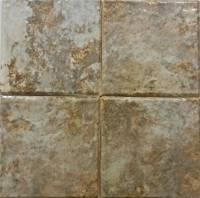 "Pool Tile - 6""x6"" Pool Tiles - Fujiwa Tile - Joya-603 Gold 6""x6"""