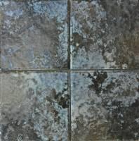 """Wall Tile - Porcelain Mosaics - Fujiwa Tile - Joya-604 Cotto 6""""x6"""""""