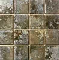 "Pool Tile - 3""x3"" Pool Tiles - Fujiwa Tile - Joya-304 Cotto 3""x3"""