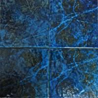 "Pool Tile - 6""x6"" Pool Tiles - Fujiwa Tile - Saga-661 6""x6"""
