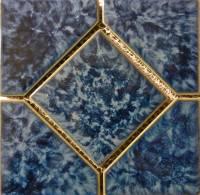 "Fujiwa Tile - Titan-664 Opal 6""x6"" Deco - Image 1"