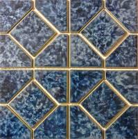 "Fujiwa Tile - Titan-664 Opal 6""x6"" Deco - Image 2"