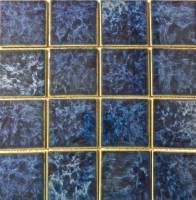 "Pool Tile - 3""x3"" Pool Tiles - Fujiwa Tile - Titan-334 Opal 3""x3"""