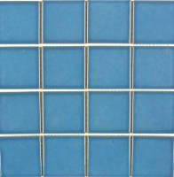 "Pool Tile - 3""x3"" Pool Tiles - Fujiwa Tile - Vips-813 Sky Blue 3""x3"""