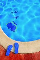Artistry in Mosaics - Bikini Mosaic-Blue - Image 2