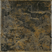 "National Pool Tile - Aztec Ash Nero 6""x6"""