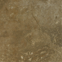 "Pool Tile - 6""x6"" Pool Tiles - National Pool Tile - Simulated Polished Travertine Noce 6""x6"""