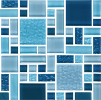 Pool Tile - Glass Pool Tiles - National Pool Tile - Fusion Imperial
