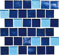 Pool Tile - Glass Pool Tiles - National Pool Tile - Oceanscapes Azure