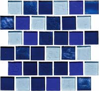 Pool Tile - Glass Pool Tiles - National Pool Tile - Oceanscapes Capri