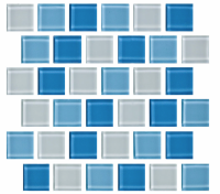 Pool Tile - Glass Pool Tiles - National Pool Tile - Allure Caribbean