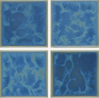 "Pool Tile - 3""x3"" Pool Tiles - National Pool Tile - Harmony Pacific Blue"