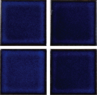 "Pool Tile - 3""x3"" Pool Tiles - National Pool Tile - Marine Royal Blue 3x3"