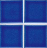 "Pool Tile - 3""x3"" Pool Tiles - National Pool Tile - Marine Diamond Blue 3x3"