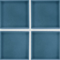 "Pool Tile - 3""x3"" Pool Tiles - National Pool Tile - Discovery Field Marine Green"