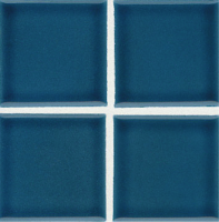 "Pool Tile - 3""x3"" Pool Tiles - National Pool Tile - Discovery Field Teal Green"