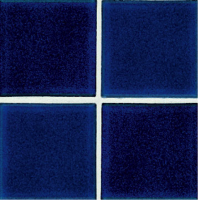 "Pool Tile - 3""x3"" Pool Tiles - National Pool Tile - Discovery Field Blue"