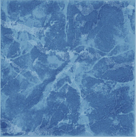 """Pool Tile - 6""""x6"""" Pool Tiles - National Pool Tile - Seven Seas Lake Blue"""