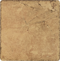 National Pool Tile - Catania Rust 6x6